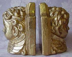 angel-bookends-gold